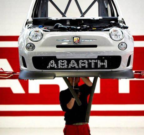 Officieel Abarth Nederland | Fabrikant sportauto's