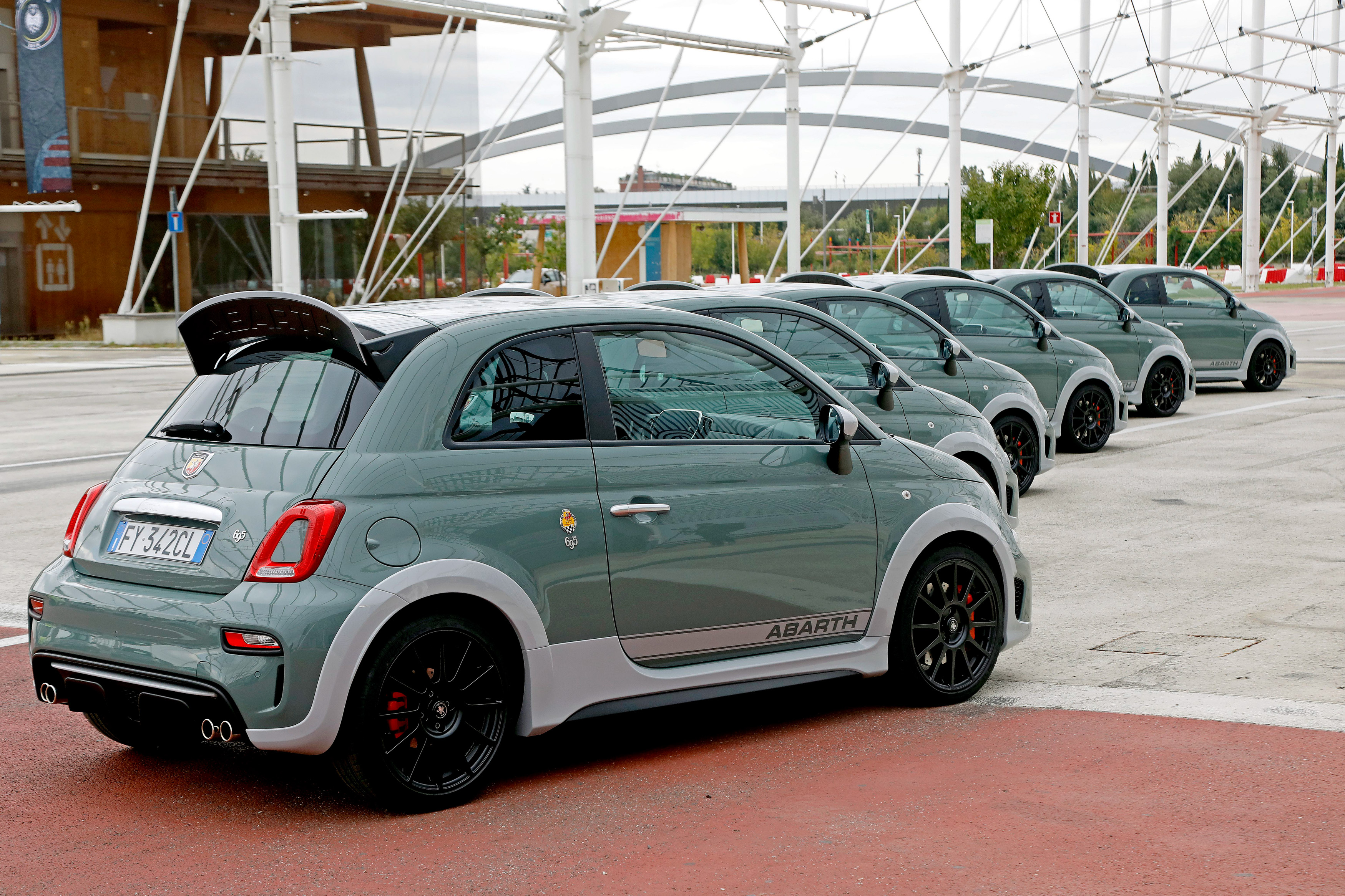 Abarth days 70° anniversario a mind milano